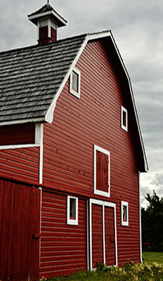 Red Horse Barn Builders
